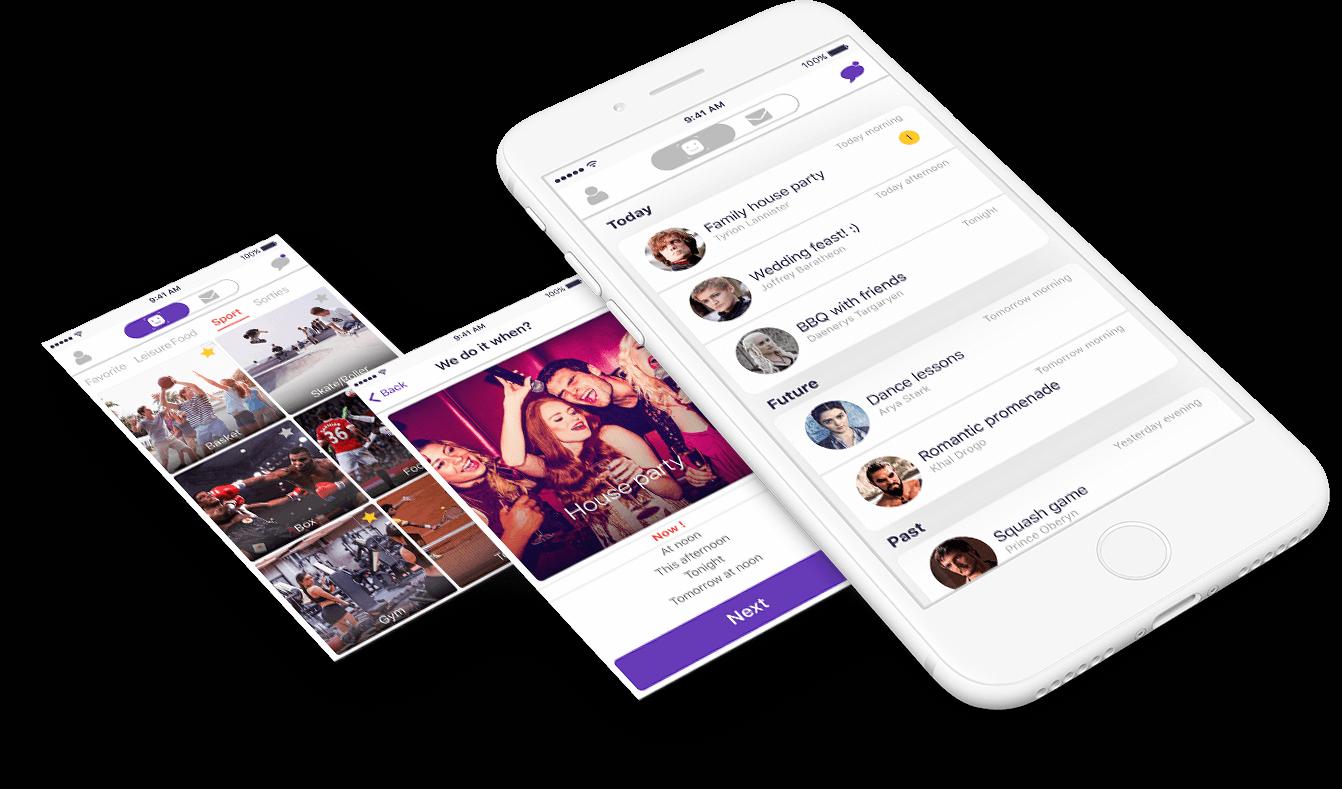 Social App React Native Node.js Project