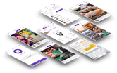 Social App React Native Node.js Project 3