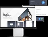 TENAFY PROPERTY Web development Project 1