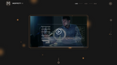 MOFFETT AI SAAS web design Project 3